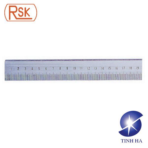 Thước thẳng có chia thang đo RSK No.580B