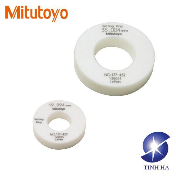 Vòng chuẩn Mitutoyo series 177