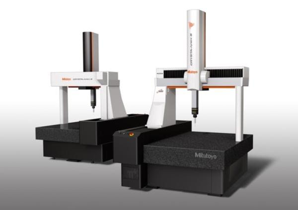 """スマートファクトリーに対応する高精度CNC三次元測定機 """"CRYSTA-Apex V""""シリーズを販売開始"""