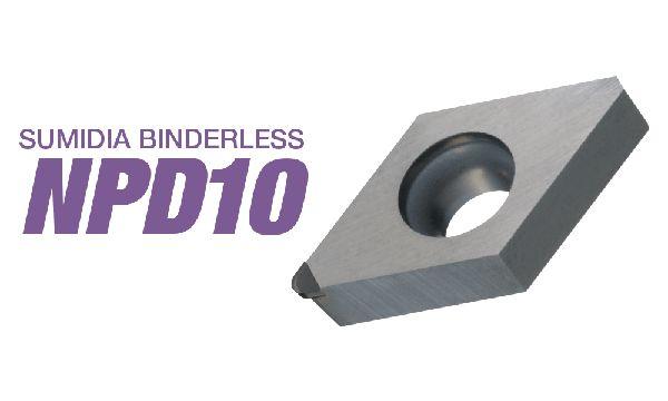 NPD10 - Dành cho gia công tinh với độ chính xác cao