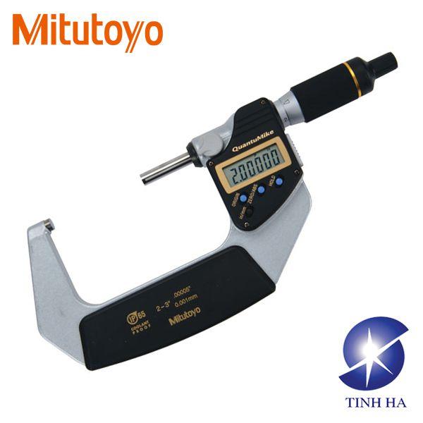 QuantuMike (快進千分尺) 293系列 — IP65 防冷卻液千分尺