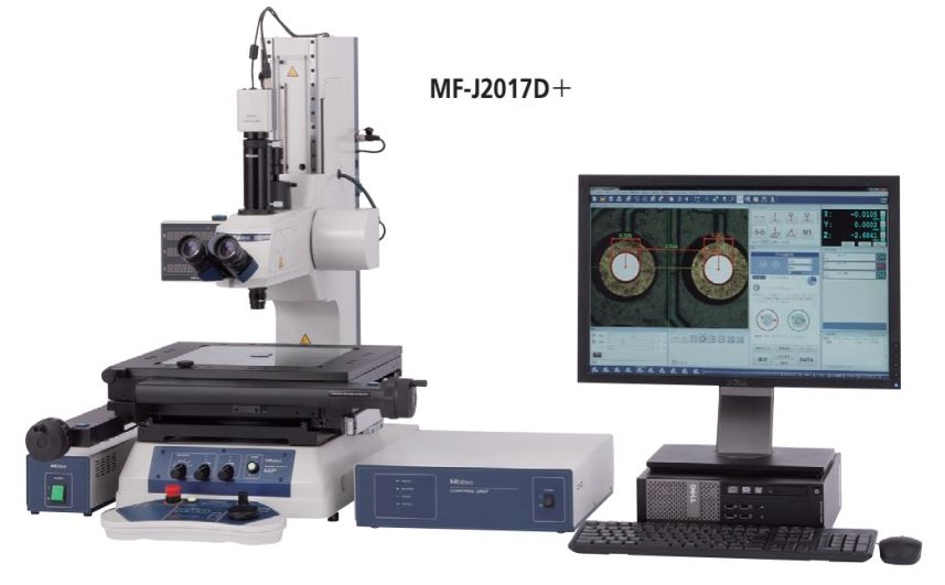 Hệ thống quan sát trang bị thêm cho máy đo hiển vi Vision Unit Series 359