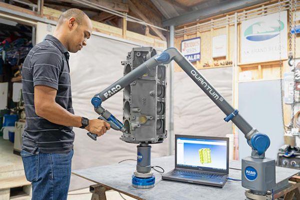 Máy đo quét 3D laser FARO ScanArm