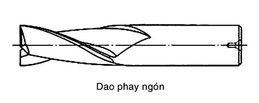dao phay ngón