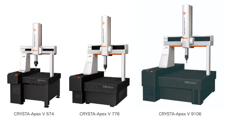Máy đo CMM Mitutoyo Crysta-Apex V