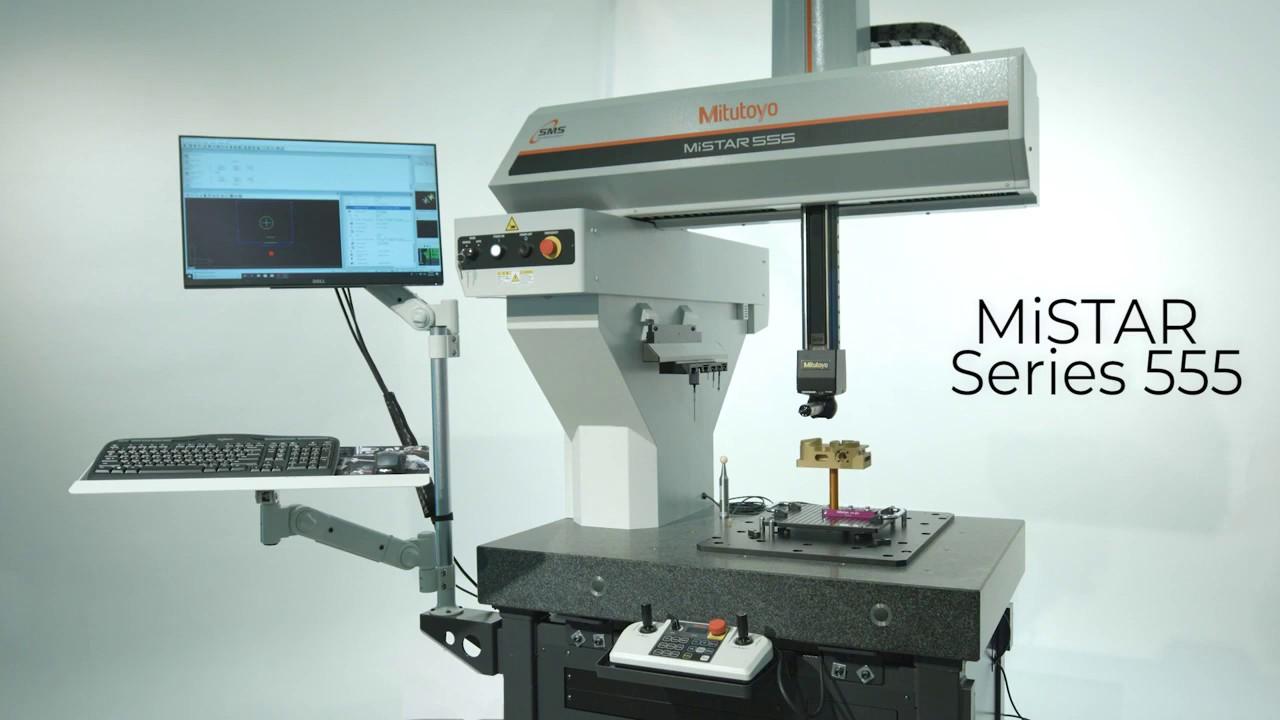Máy đo tọa độ 3D Mitutoyo MiSTAR 555