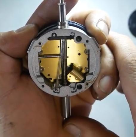 cấu tạo đồng hồ so