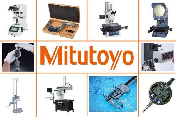Tổng hợp các thiết bị đo Mitutoyo được Tinh Hà phân phối