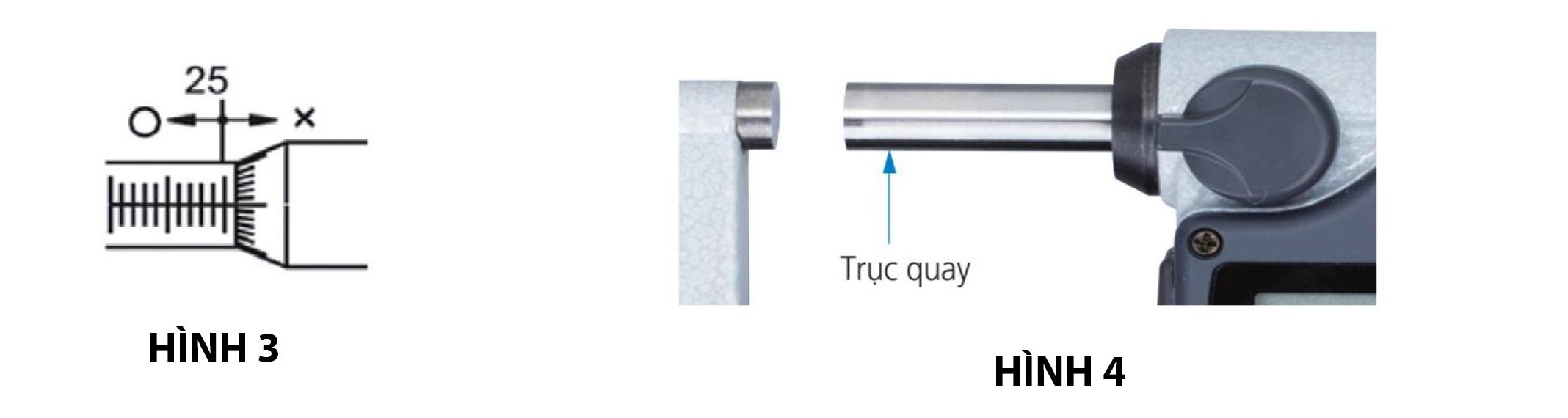 Hướng dẫn cách kiểm tra và sử dụng panme đo ngoài điện tử Mitutoyo