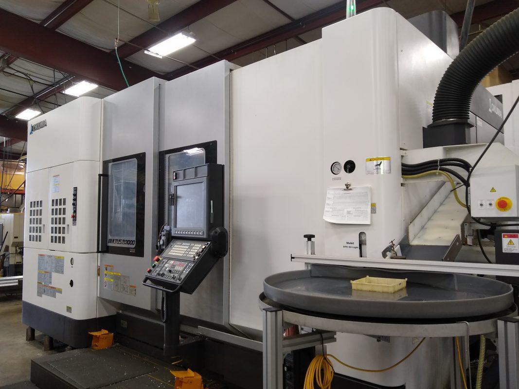 Tìm hiểu máy phay CNC, cấu tạo, phân loại, cách vận hành