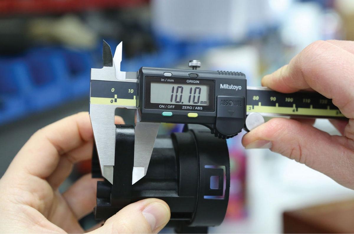 Hướng dẫn bảo quản và kiểm tra các dụng cụ đo Mitutoyo