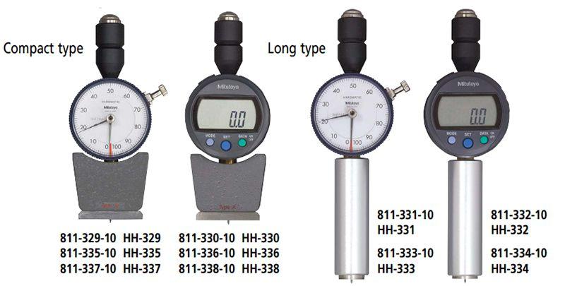 Máy đo độ cứng Hardmatic HH-300 Series 811