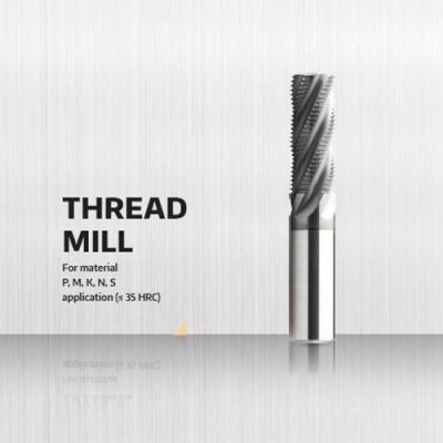 Dòng mũi phay ren Thread Mill