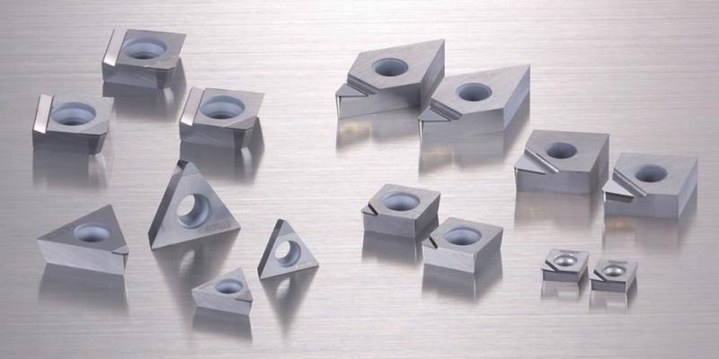 Công nghệ vật liệu chế tạo CBN / PCD
