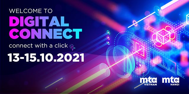 """TINH HÀ THAM DỰ TRIỂN LÃM TRỰC TUYẾN """"DIGITAL CONNECT"""" – MTA 2021"""